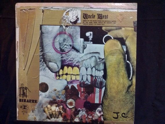 Mothers Of Inventionfrank Zappa Uncle Meat By