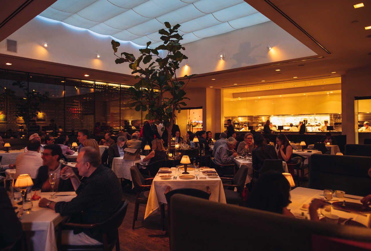 Romantic Restaurants In Los Angeles