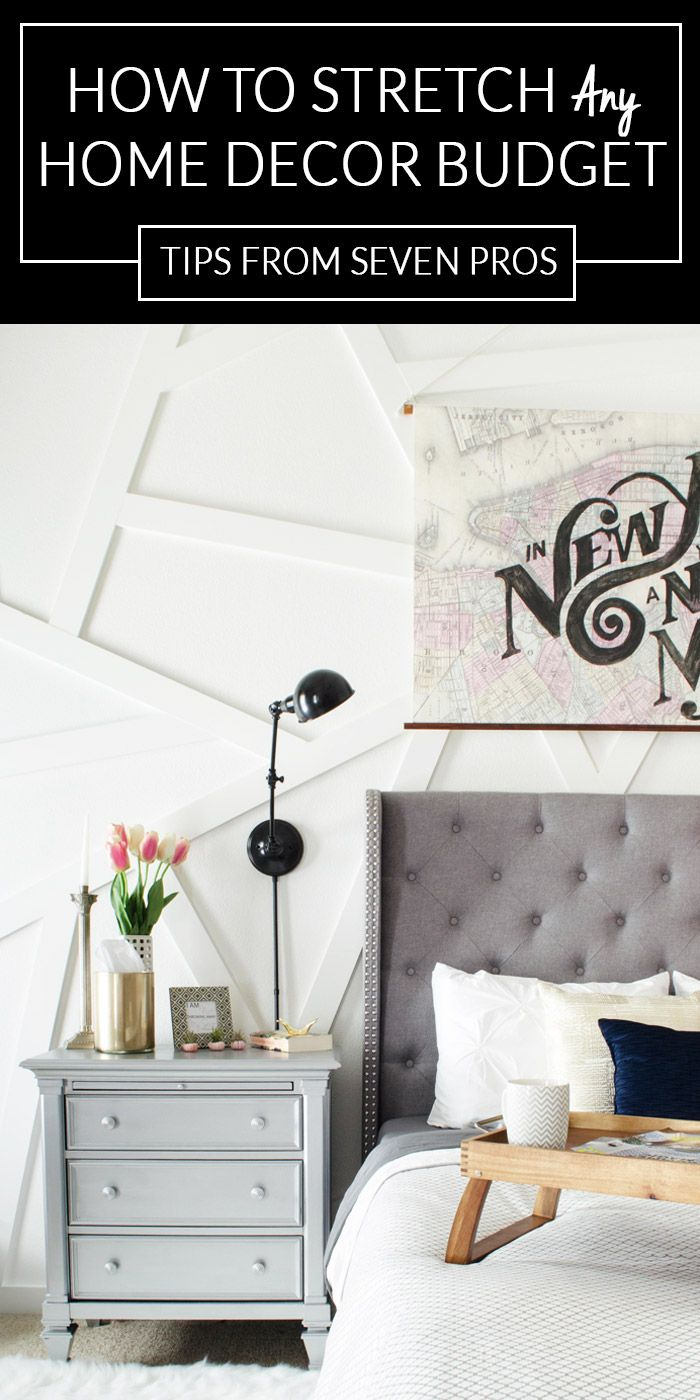 How to Stretch Your Home Decor Budget {PH Team Tell All | Stylish ...