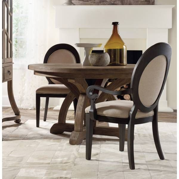 Corsica Round 5 Pc Dining Set from Hooker Furniture at Gorman's