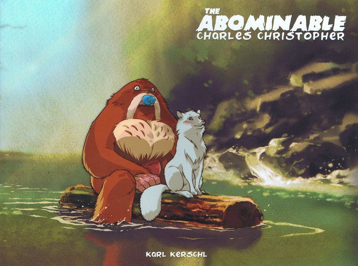 The Abominable Charles Christopher vol.1 - Softcover, By Karl Kerschl. This is such a great webcomic! The artwork is fantastic and I love the multiple storylines and characters!
