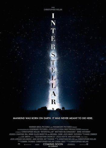 Interstellar Cartel De La Nueva Pelicula De Christopher Nolan Interestelar Interstellar Christopher Nolan