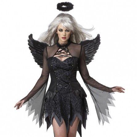 Fallen Angel Halloween Costume Puwedeng Gawin Pinterest - angel halloween costume ideas