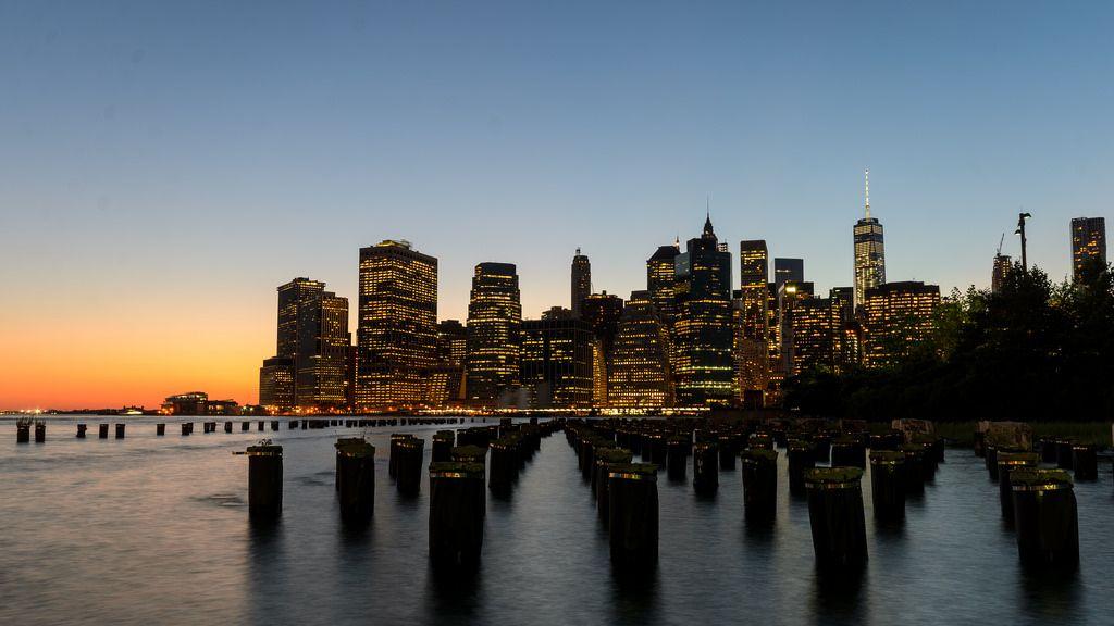 New York Skyline - http://flic.kr/p/GtAX9Q