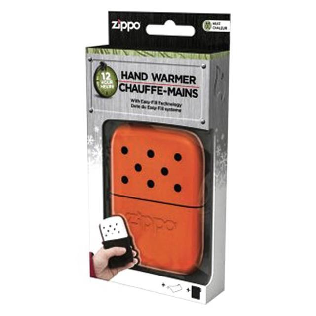 Zippo Hand Warmer 12 Hour Blaze Orange 40348 Zippo Hand Warmer And