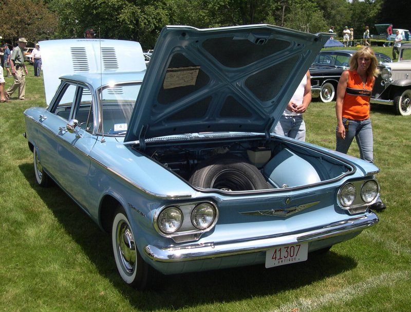 The Chevrolet Corvair: Which Models Are the Most Collectible?