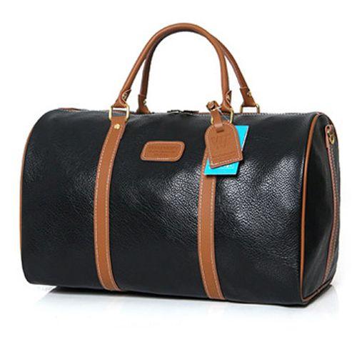WooJoo City Mens Duffle Bag - S. Korea Womens Travel Bag dd1ab98e2