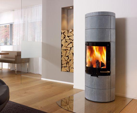 Kaminofen milano stein - Skantherm - Wir sind Feuer und Flamme - wohnzimmer kamin ethanol