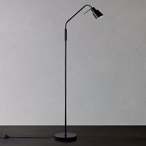 Buy john lewis geffen gu10 led floor lamp online at johnlewis com