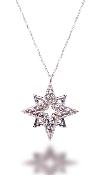 The Symbolism Of The Honeycomb Wish Upon A Star Necklace Is A Sign