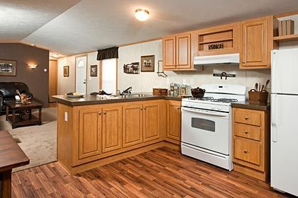 manufactured home remodel before and after | floors | pinterest