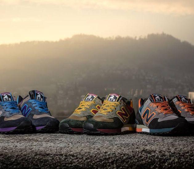 New Balance 576 Three Peaks Pack