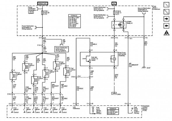 2005 Trailblazer Stereo Wiring Diagram