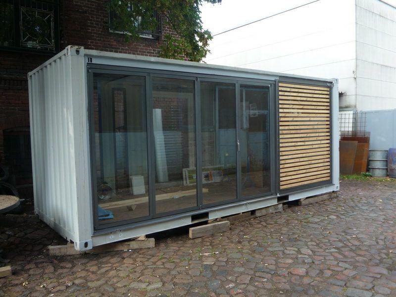 Container Haus das traumhafte Eigenheim? Container