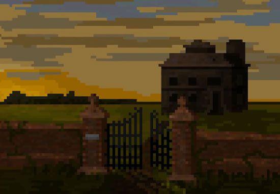 The Last Door | Last door. Videogames. Indie