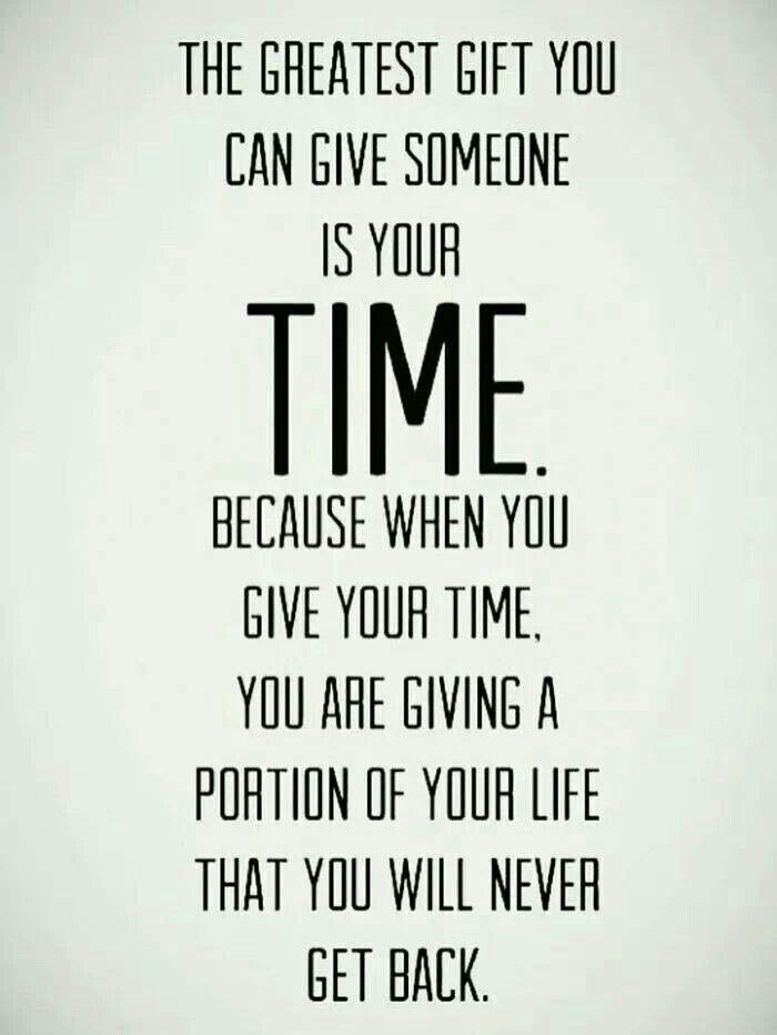 Gentil Donu0027t Spend Time With People That Bring Negativity Into Your Life. Sad That  There A Few That Return The Time And Effort I Put In.