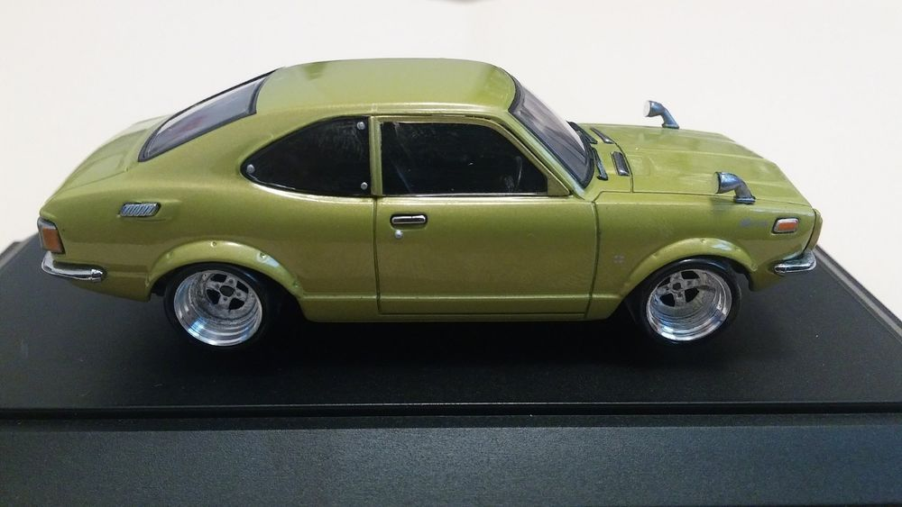 Ebbro 1 43 Scale Toyota Sprinter Trueno Customized Diecast Model