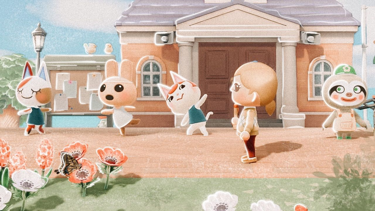 Animal Crossing New Horizons in 2020 Animal crossing