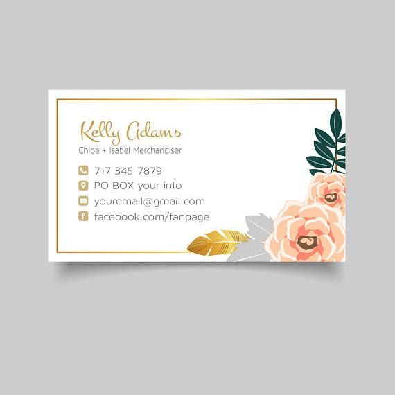Chloe isabel business cards chloe and isabel business card chloe chloe isabel business cards chloe and isabel business card blue and yellow monogram personalized cards print your own 0168 colourmoves