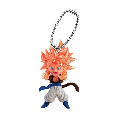 Dragon Ball Super UDM Burst Vol. 39 Mascot Key Chain – SSGSS Vegito