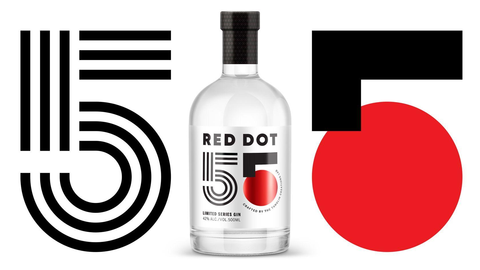 Dieline In 2020 Honey Packaging Red Dots Wine Bottle