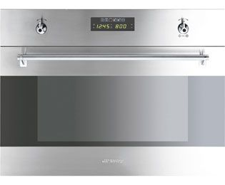 Smeg FMI017X Built In Microwave With Grill - Stainless Steel ... on miele stoves and ovens, mobile heat oven form, european stoves and ovens, mobile home products, mobile home ventilation, mobile home decorating, 30 inch gas wall ovens, miele cooktops and ovens, mobile home interior design, mobile home range, mobile home wall ovens, mobile home stoves and ovens, 1978 o'keefe merritt wall ovens, mobile home replacement oven, mobile home audio systems, used mobile home ovens, mobile home washing, top rated convection wall ovens, mobile home showers, mobile home oven appliances,