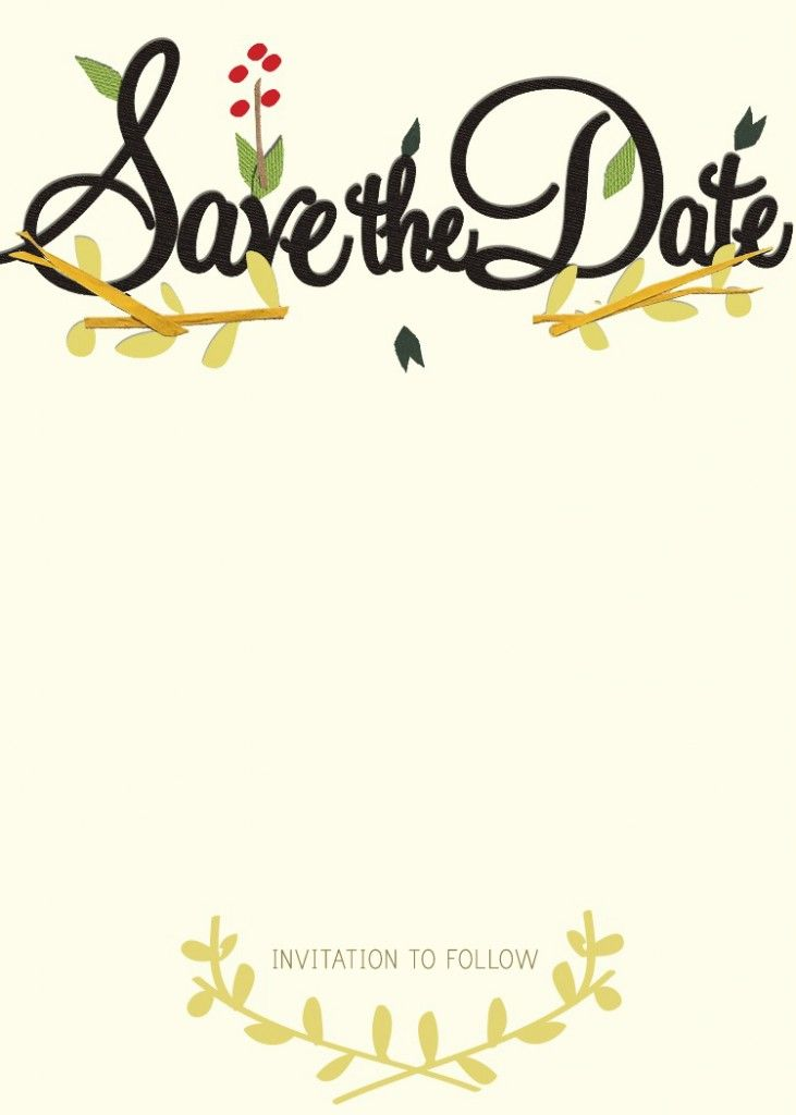 Pin By Elegance Simplicity Inc On Stationery Style Save The Date Templates Save The Date Wording Party Invite Template