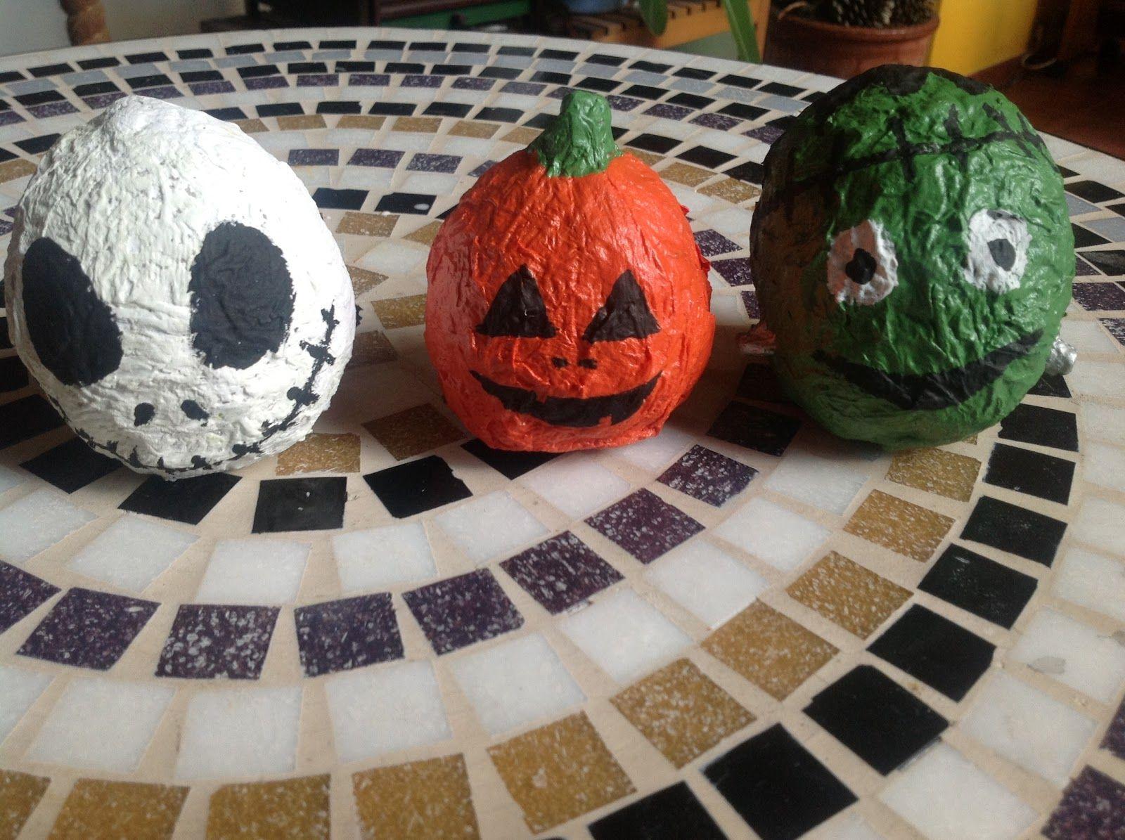 Adornos Halloween Para Hacer Good Awesome Perfect Hacer Adornos De