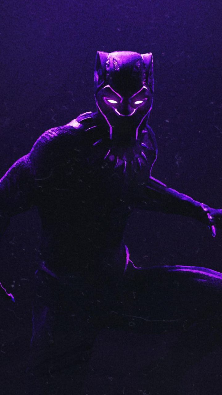 Download X Wallpaper Black Panther Dark Glowing Suit Art Samsung Galaxy Mini S S Neo Alpha Sony Xperia Compact Z Z Z Asus Zenfone