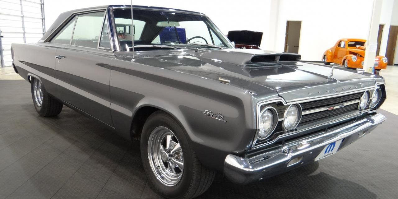 For sale in our Indianapolis, Indiana showroom is a Silver 2DR 1967 ...