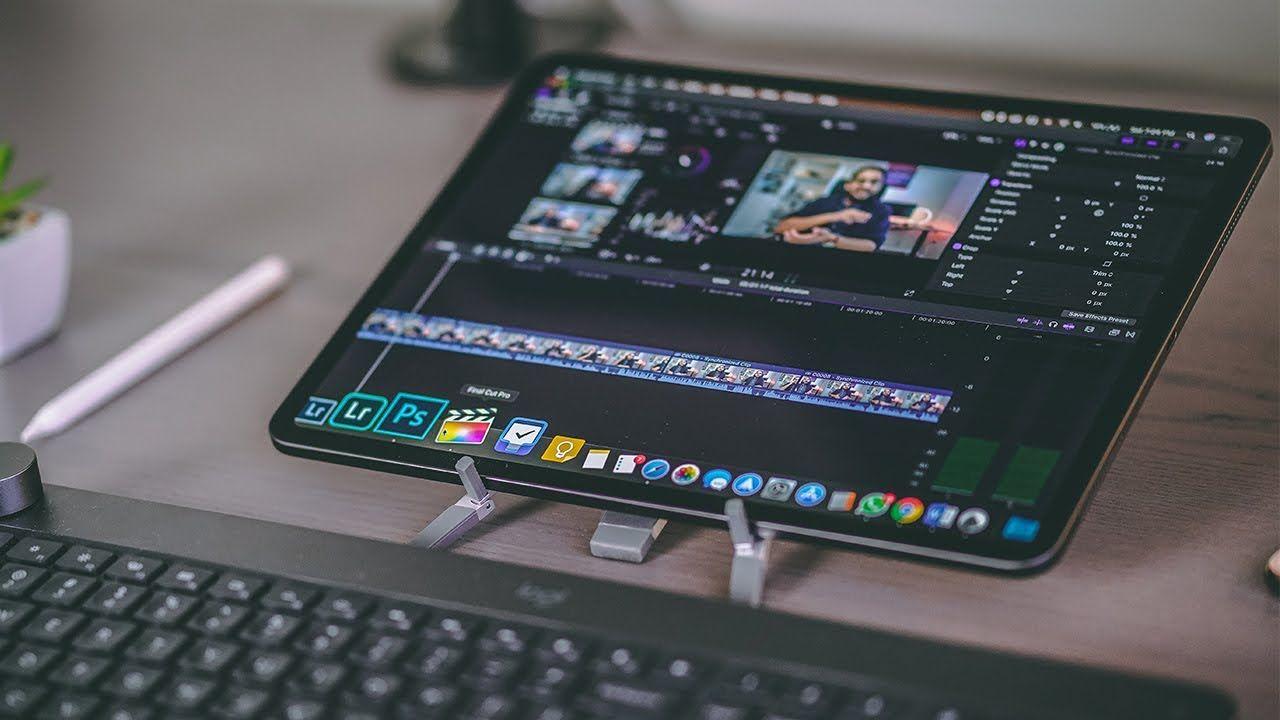 The ULTIMATE iPad Pro Setup MacOS on iPad 2019