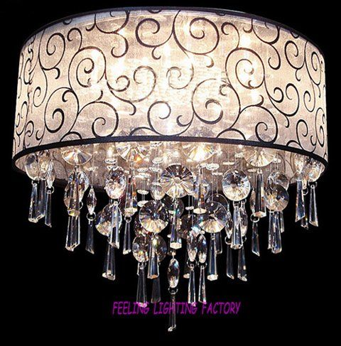 romantic light fixture