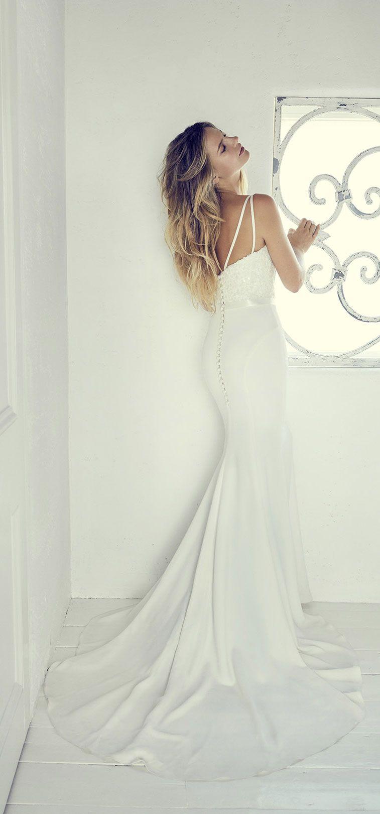 Suzanne Neville Wedding Dresses 2019