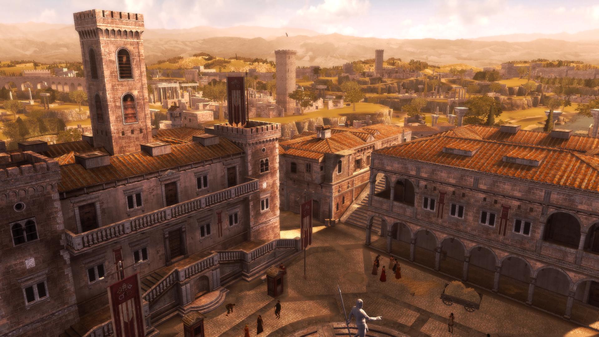 Citt di San Gimignano Toscana City of San Gimignano Tuscany Assassin s creed II Architecture in Assassin s Creed