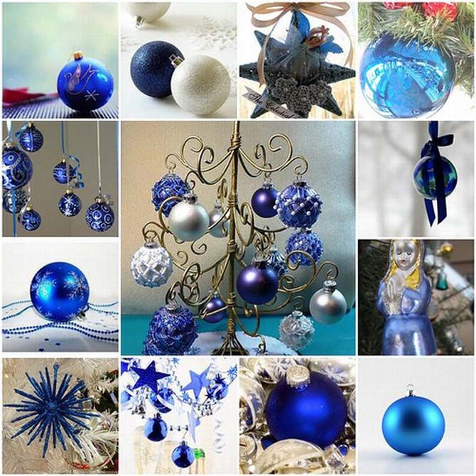 Image detail for -Christmas Tree Ornaments Ideas - Dream House - blue and silver christmas decorationschristmas tree decorations