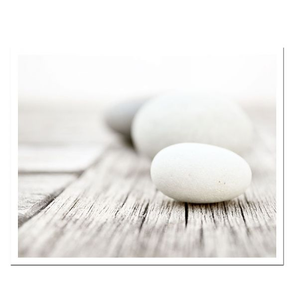 Dressed in shades of gray and white beach pebbles present in a dreamy state of zen in this minimalist still life print description from etsy com