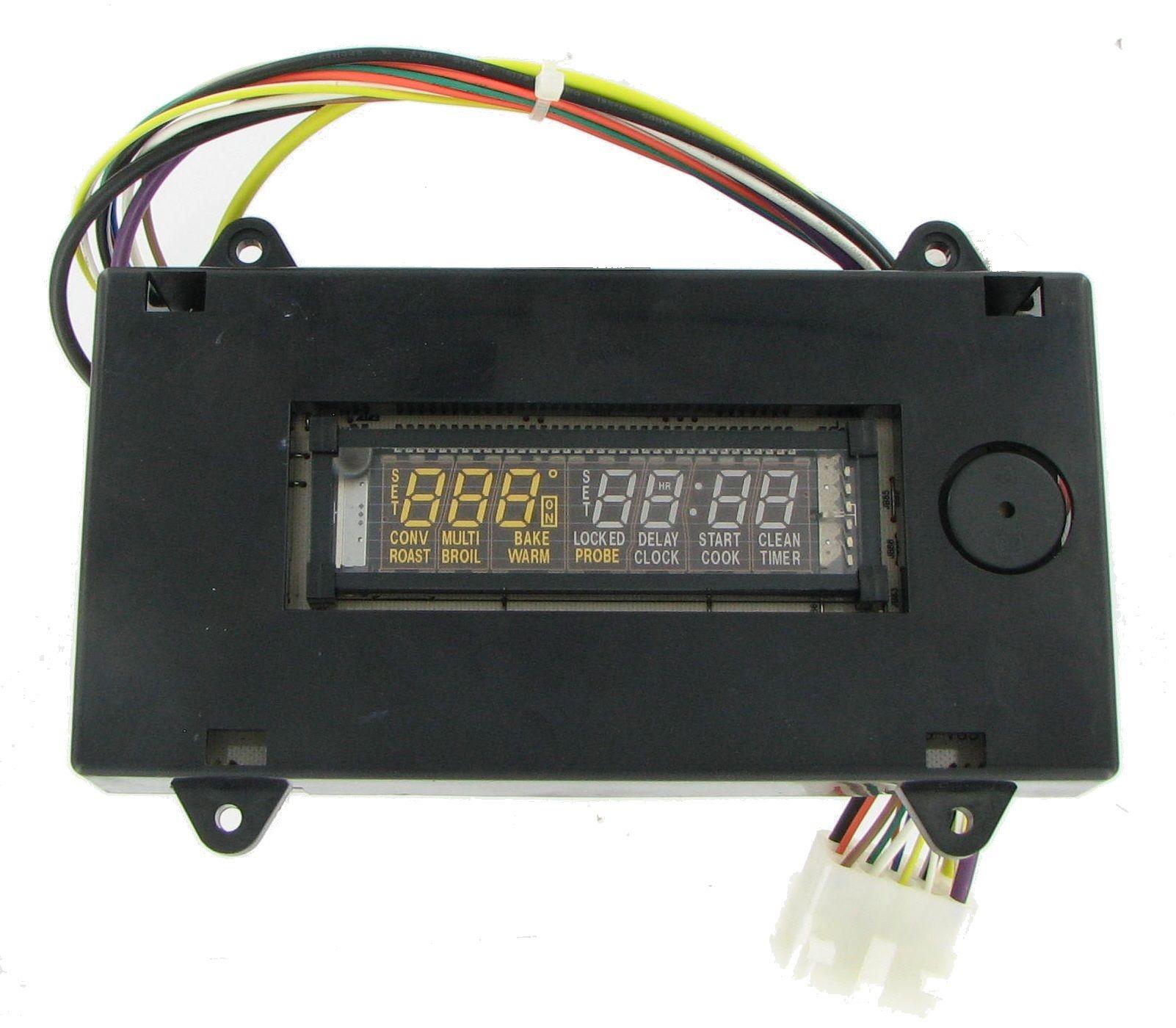 GE WB27T10592 Oven Control Board   Repair Service