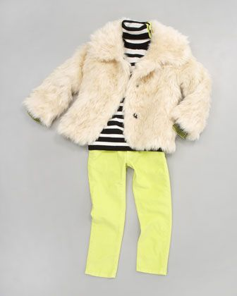 2eb1c943c816 Juicy Couture Faux-Fur Chubby Jacket