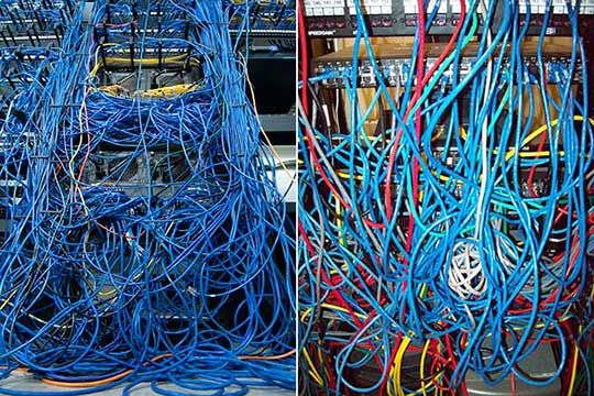 messy wires and cables home pinterest diy electronic projects rh pinterest co uk Network Tester Environment of a Network Engineer