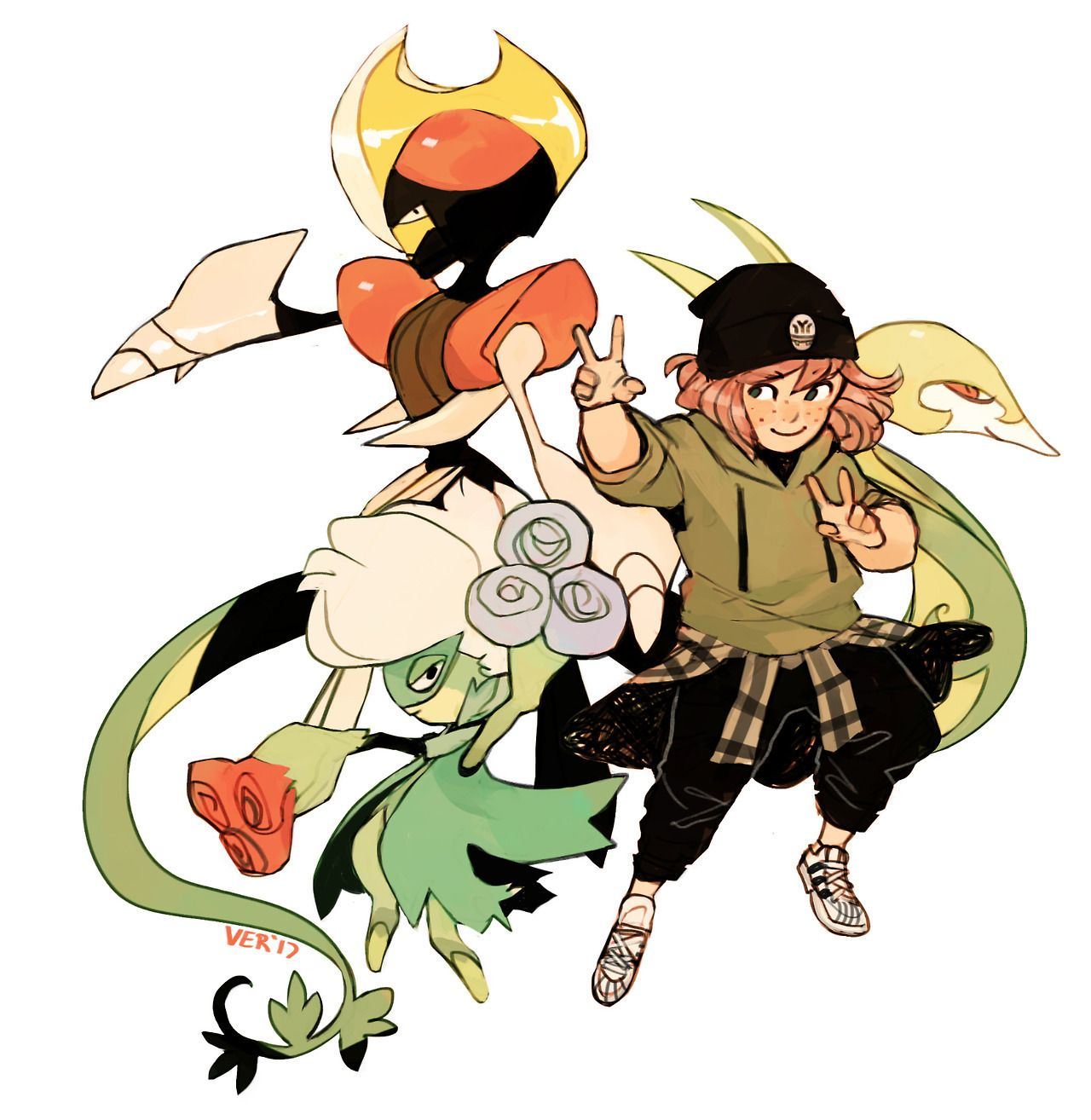 STICKS&SHΔRKS handful of trainer commissions from batch