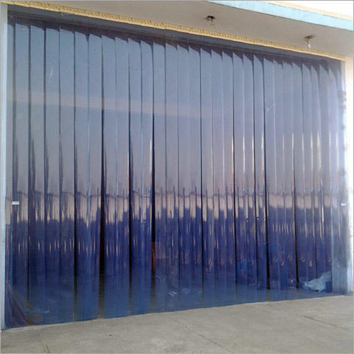 Strip Curtain Garage Door Size 10 X 7 Pvc Vinyl Cooler Freezer 8