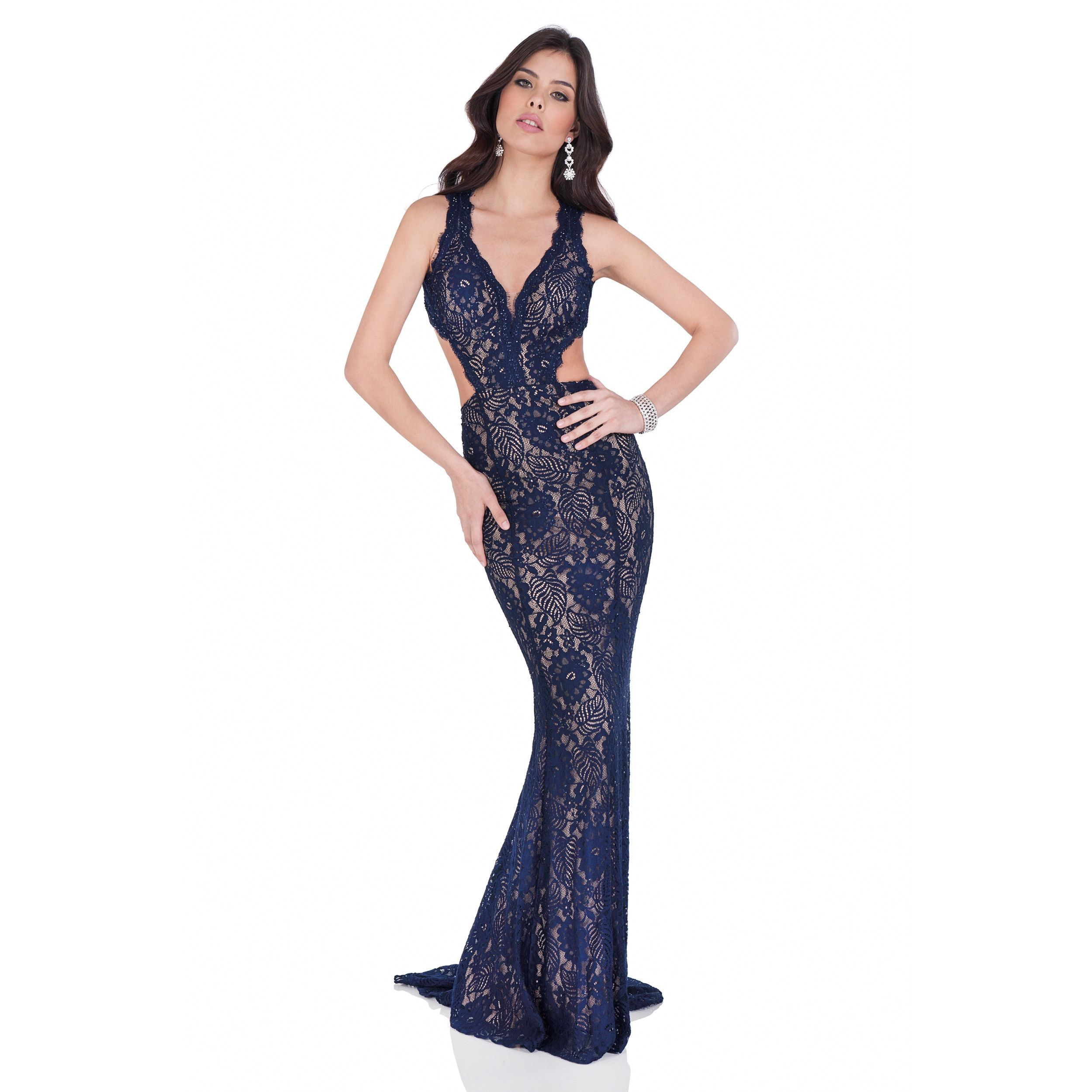 Terani Couture Women\'s Halter Evening Gown | Products | Pinterest ...
