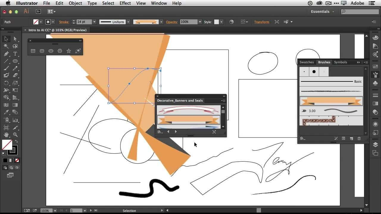 how to get started with adobe illustrator cc - 10 things beginners