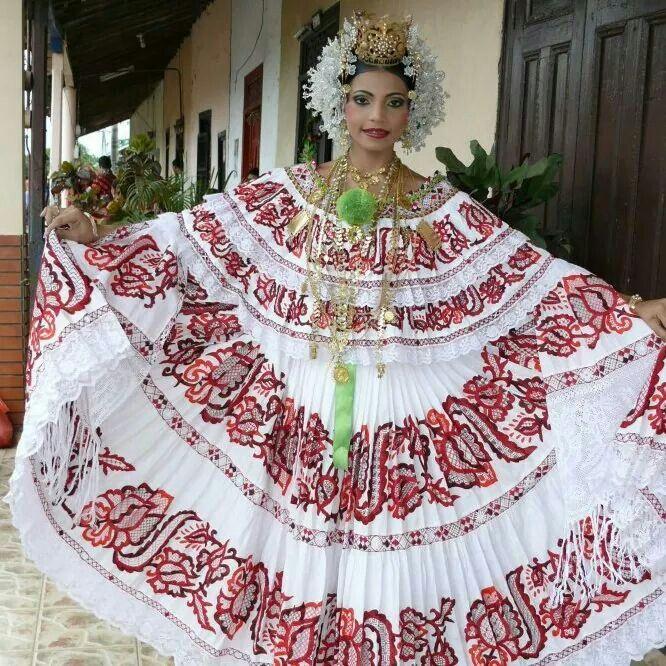 Reina 100 años La Arena CHITRÉ (Panamá)