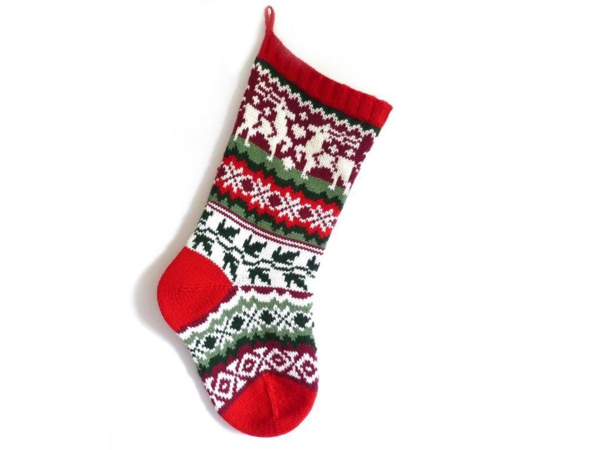 Star Christmas Stocking | Things I like