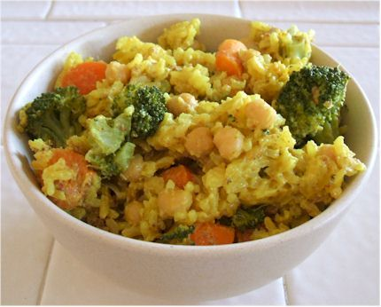 Vegan Curry Rice Quick And Simple Rice Cooker Meal Recipe Rice Cooker Recipes Vegan Curry Vegan Curry Rice