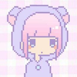 Este Es Mi Avatar En Cocoppa Cocoppa Es Una Aplicacion Q Permite Personalizar El Logo De Las Aplicaciones Descargando Pixel Art Pixel Drawing Pixel Characters