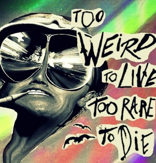Pin by Tina Kovalcik on Tattoos   Fear and loathing