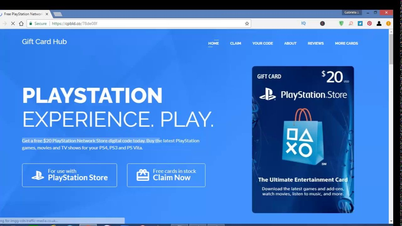 Playstation store gift card code free how to use a playstation ...