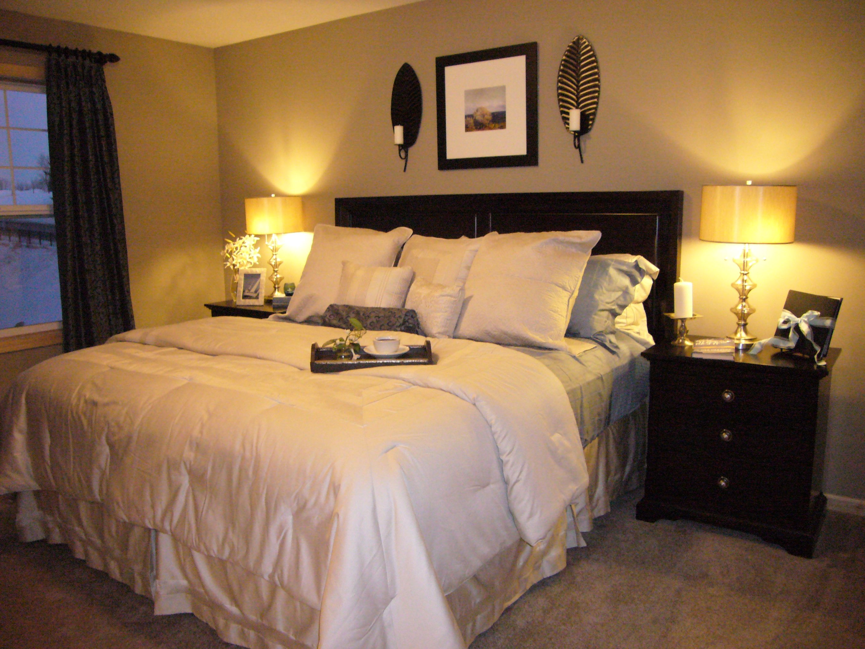 Another bedroom | Small master bedroom, Master bedrooms ...